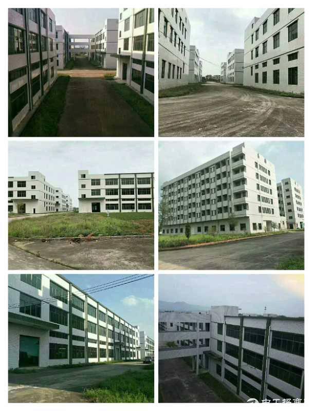 大型工业园标准厂房招租34000平