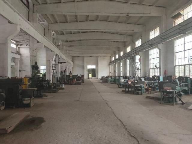 黄陂厂房7000平带32吨,20吨行车