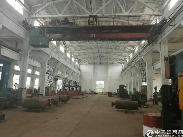 黄陂厂房12000平米,带行车32吨,配套办公食堂,可分租-图2