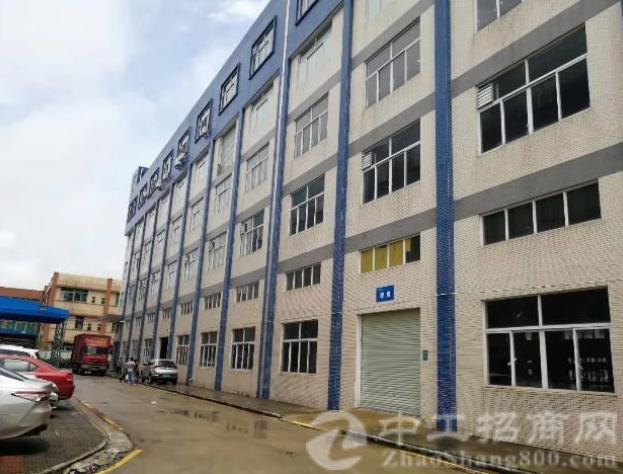 佛山原房东独院分租楼上整层600平厂房出租有办公室