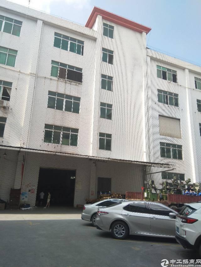 大石工业园区新空出独栋标准厂房820平米,有环评,可办证