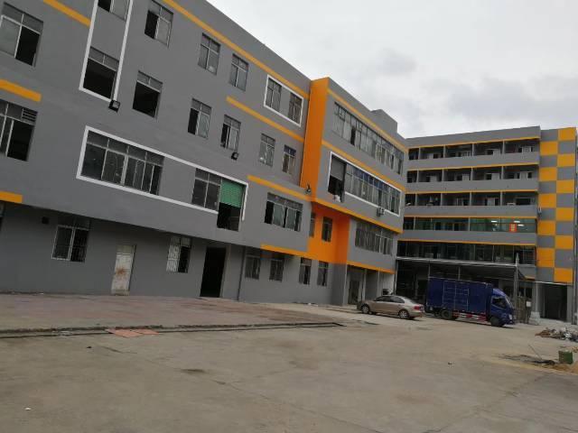 樟木头镇金河管理区标准厂房二楼1550平方出租
