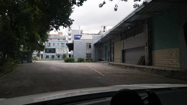 厚街赤岭附近新出一层厂房仓库11000方招租可分租