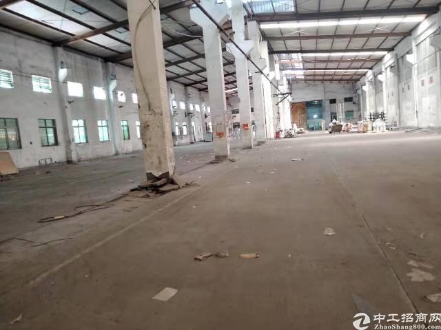 洪梅新出单一层2200平方仓库