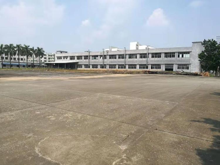惠州市博罗县龙溪镇某工业区6700方厂房出售