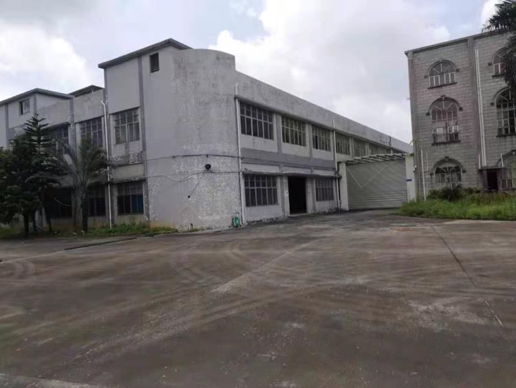 惠州市博罗县龙华某大型工业区内标准工业厂房出售