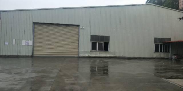 独院钢构厂房30000平大小可分租