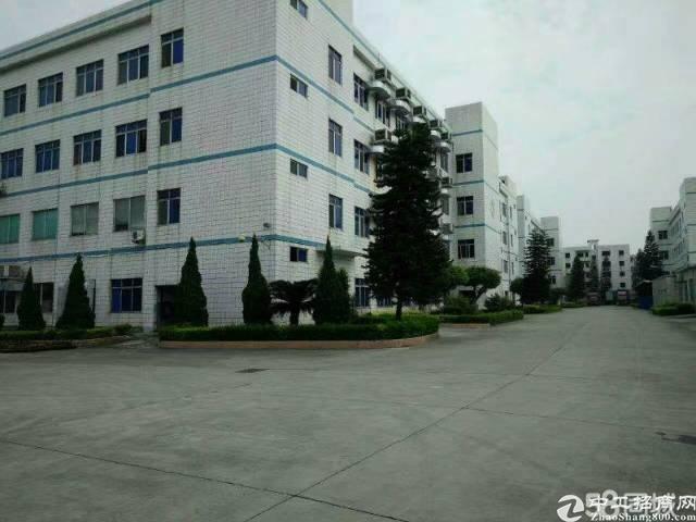 龙岗南联1.2楼3280平厂房仓库出租一楼层高6米,带喷淋,