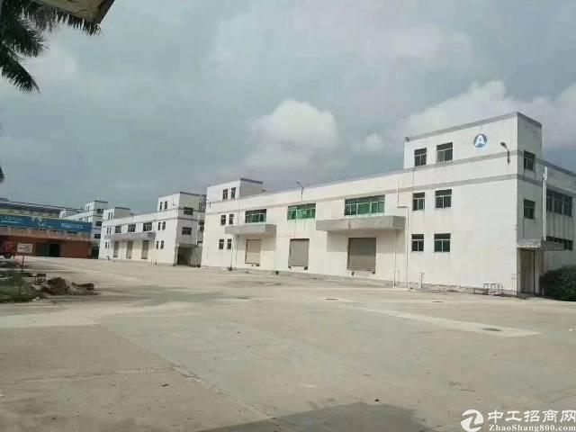 西丽北环路国际物流仓库新出60000平米房子可分租