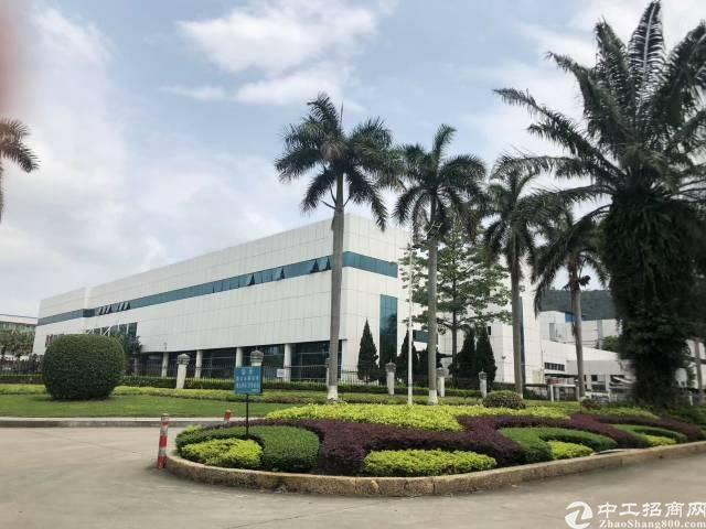 虎门靠长安独院厂房出租总面积5980平工业用地可办环形象超好