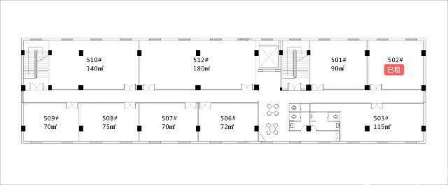 杨美地铁口300米附近新出整栋厂改写字楼5000平70起分图片7