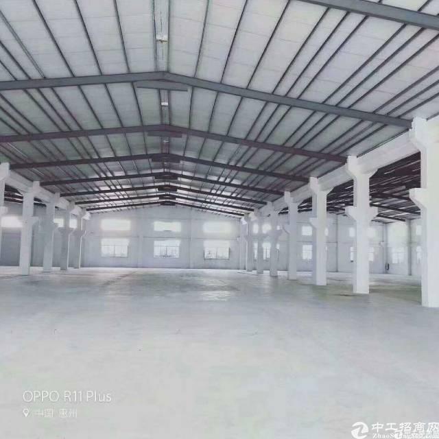 新出独院单一层钢构厂房34200平-图2