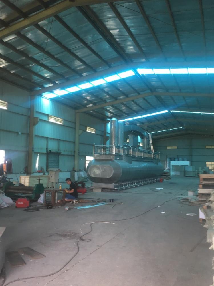 中堂独门独院钢结构厂房出售
