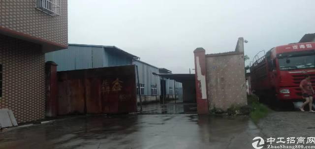 盘源具体地址:茶山镇超东路9号犇鑫厂 面积:厂房面积: