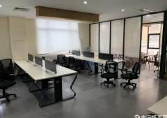 沙井京基百纳对面新出办公室180平,拎包入驻