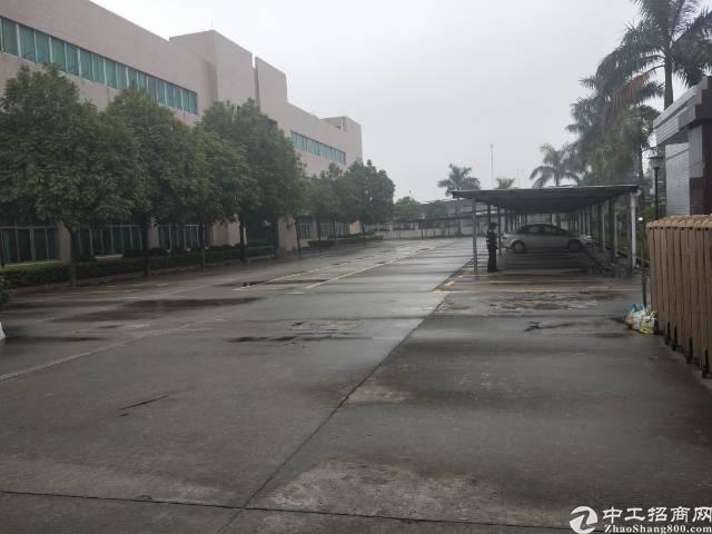 适合仓库、物流行业,虎门广深高速出口附近单一层,滴水10米