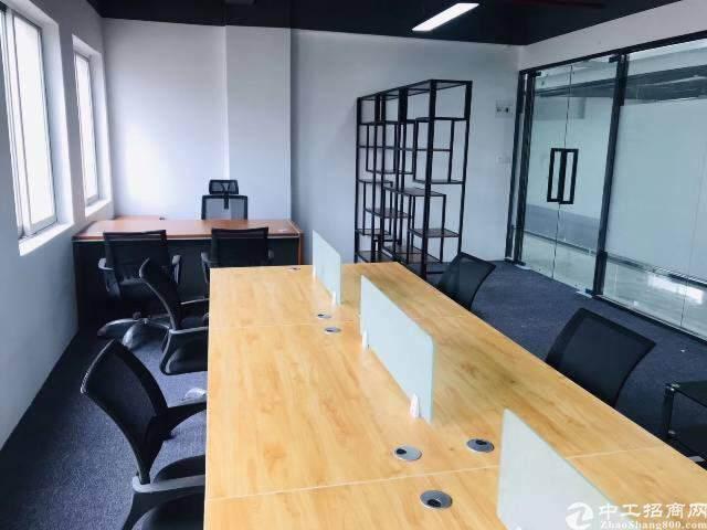杨美地铁口300米附近新出整栋厂改写字楼5000平70起分图片3