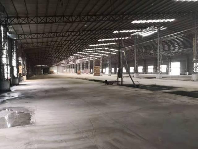 工业园区钢构20000平证件齐全带消防