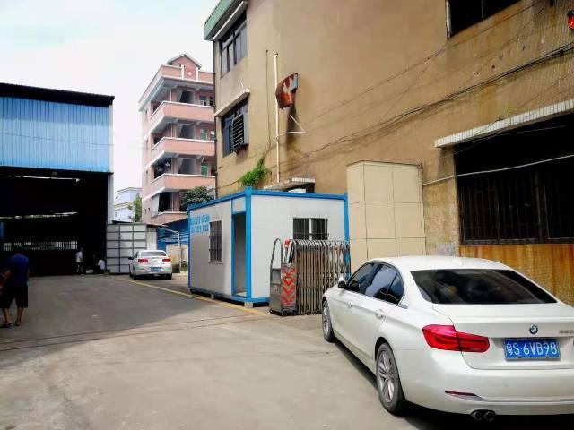 寮步镇靠近东城原玻璃厂单一层