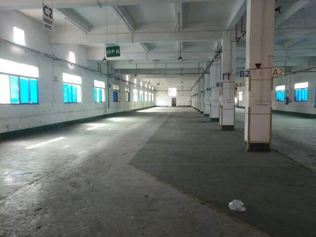 横沥镇新出原房东独门独院标准厂房两层-图2