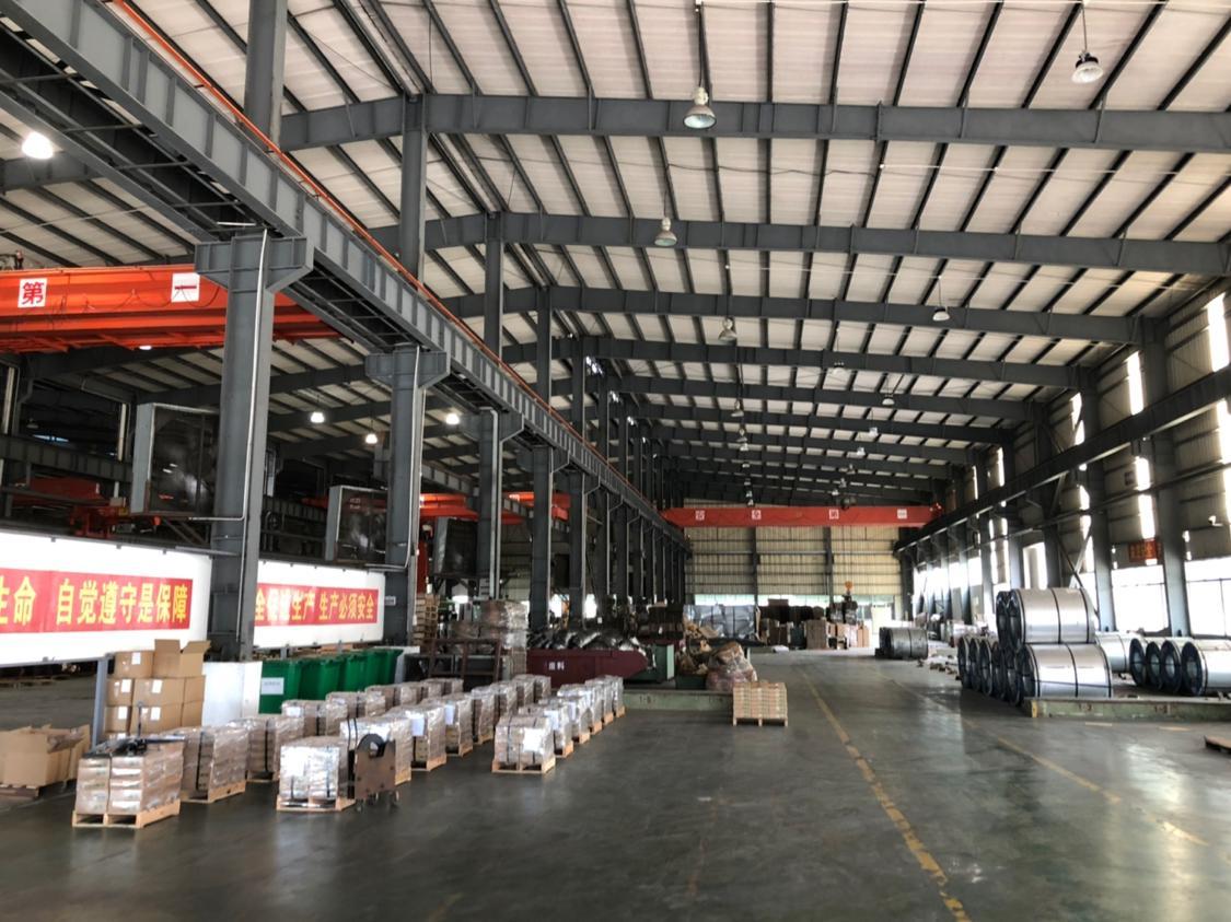惠州仲恺高新区8000平钢构厂房出售
