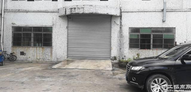 茶山镇卢边村出租一楼300平米小厂房招租