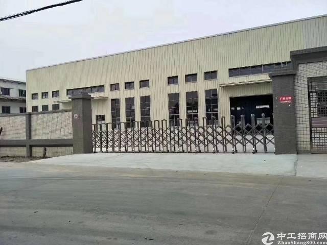 惠州小金口钢构厂房出租