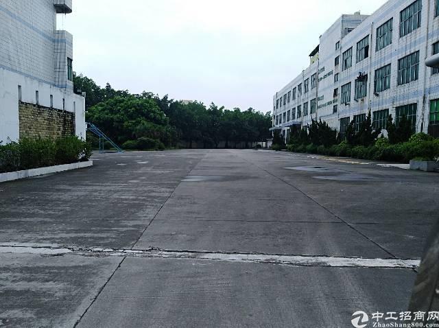 长安原房东厂房13000平方招租-图4
