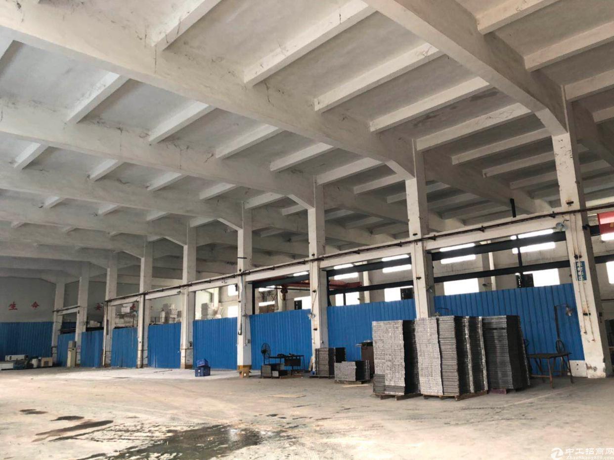 惠州仲恺高新区10米高单一层标准厂房