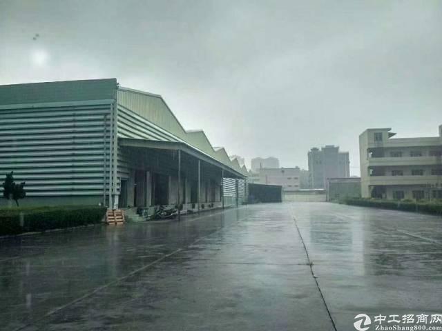 东莞占地面积:5660(约8.5亩) 建筑:5500