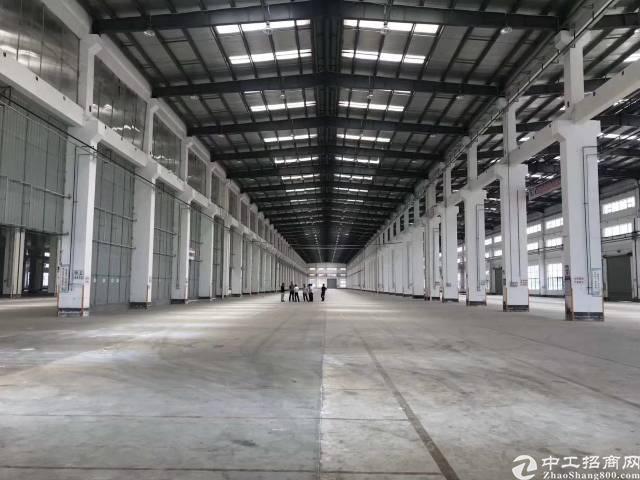 惠州大亚湾西区新出独栋单一层钢构2500平米仓库五金出租