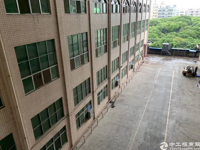 樟木头镇樟罗管理区标准厂房三楼800平方带装修好办公室出租
