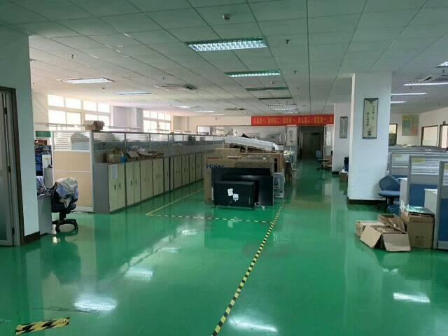 1230平方米带豪华办公室装修厂房出租-图2
