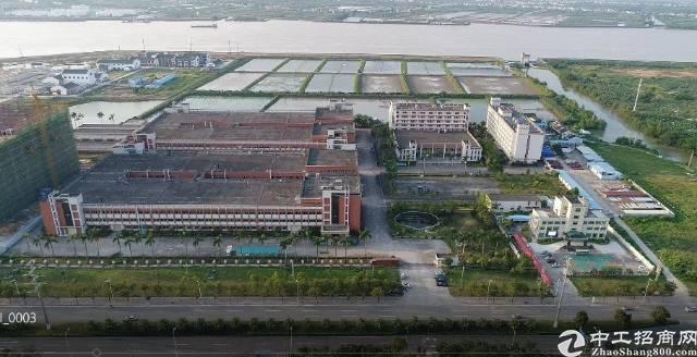 松山湖75000平方花园式独院厂房出租(可分租)
