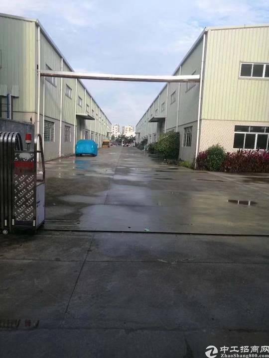 惠州沥林占地5577平方建筑4500平方村委合同厂房出售