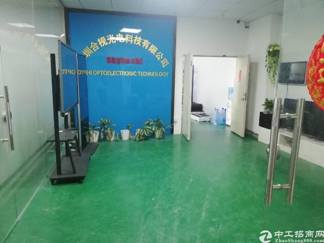 公明500平米精装修厂房出租-图3