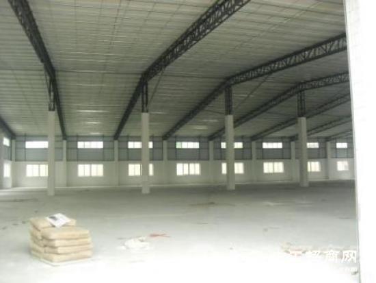 常平镇漱旧工业区新出1000平方单一层厂房出租