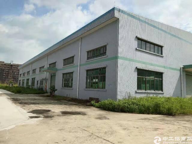 惠州市沥林镇独栋滴水12米厂房招租