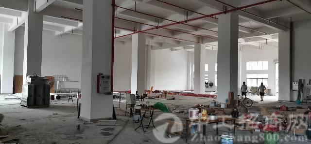 以上图片真实,虎门雅瑶新建厂房,13000平方可分租