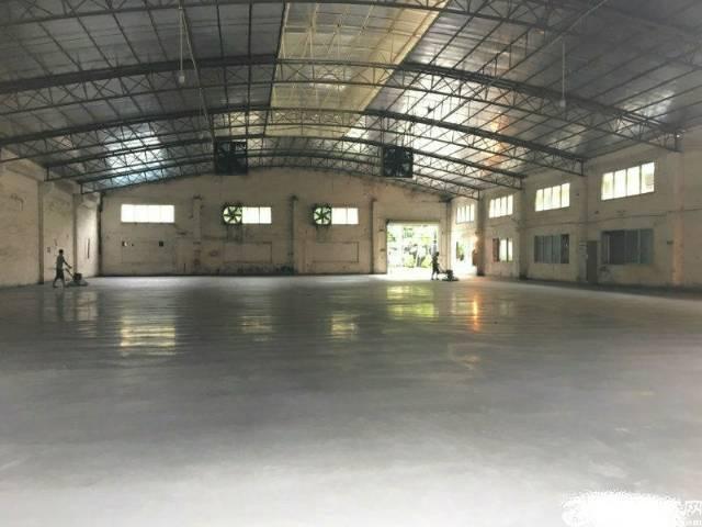 500平钢构厂房,工业用地环评可办,空地大免费使用
