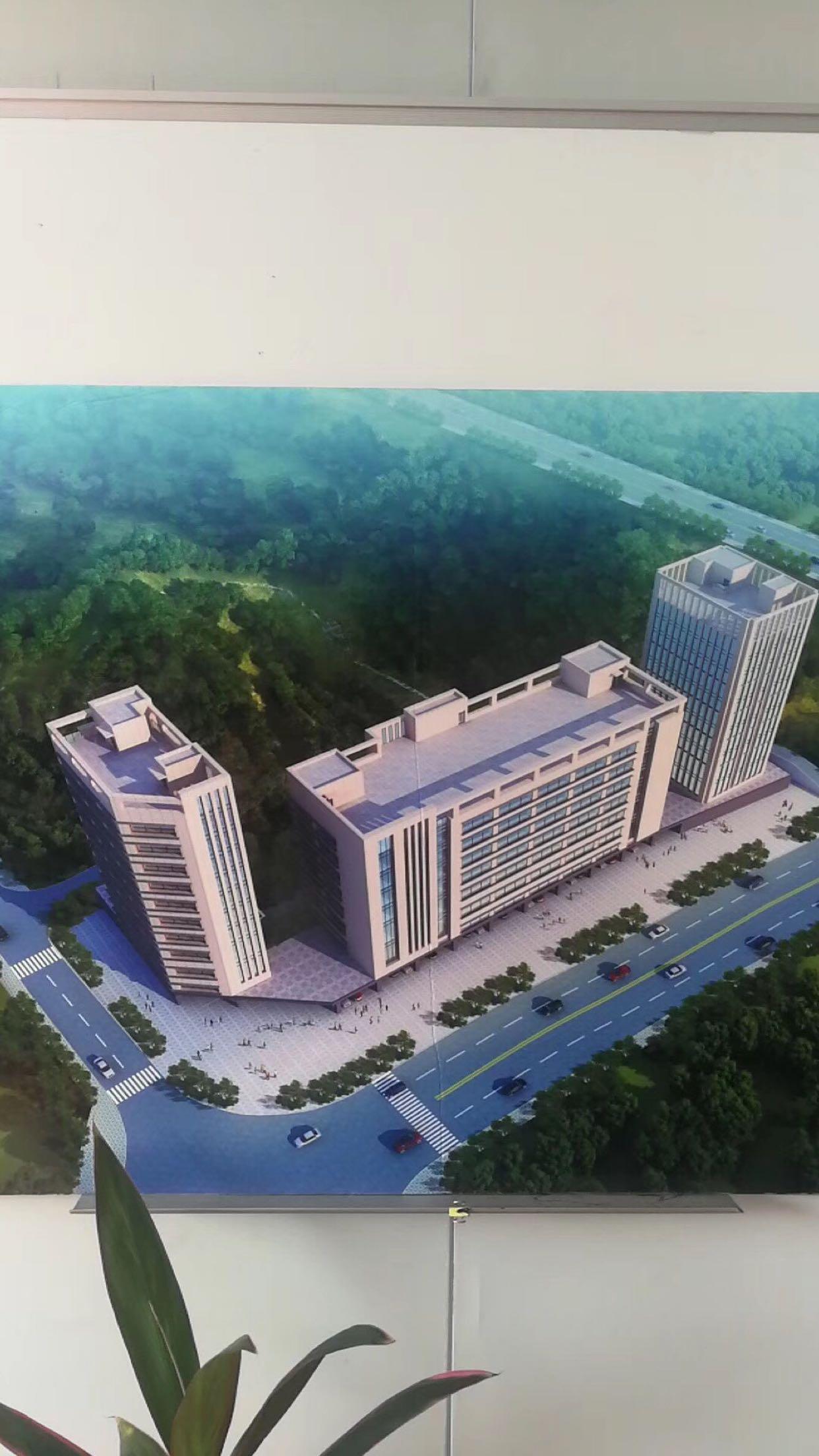 东莞市全新国有证厂房25000平方出售