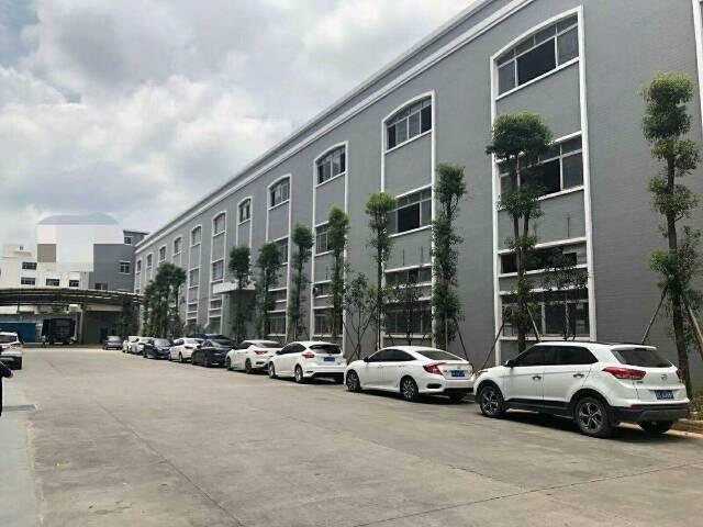 东莞中部均价2000元全新厂房出售