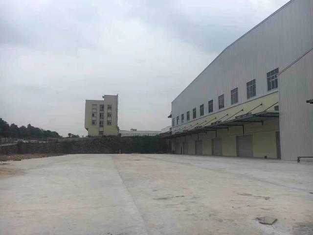 博罗县园洲新出滴水超好独门独院厂房