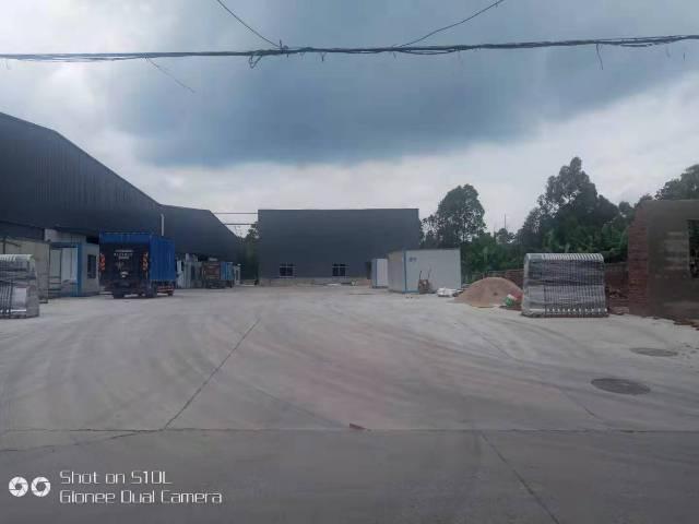 惠城区马安镇9000平米钢构厂房出租,可办环评