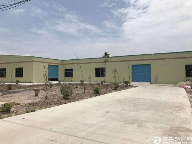 惠州市惠城区三栋镇独门独院钢结构厂房3800平方