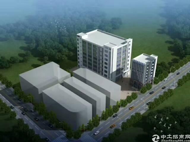 松山湖周边最有价值全新标准厂房