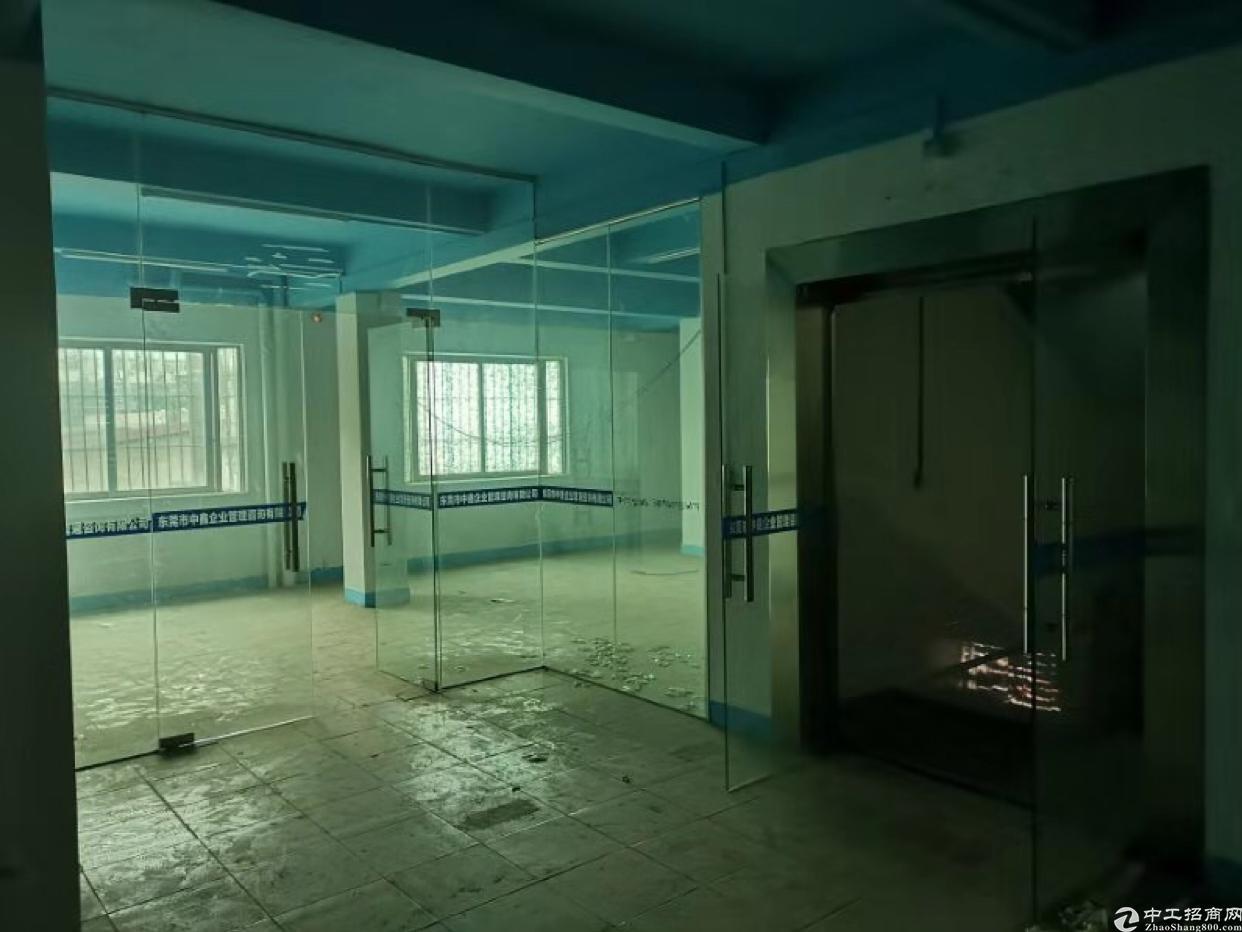 塘厦石潭埔二楼标准厂房300平方米出租-图3