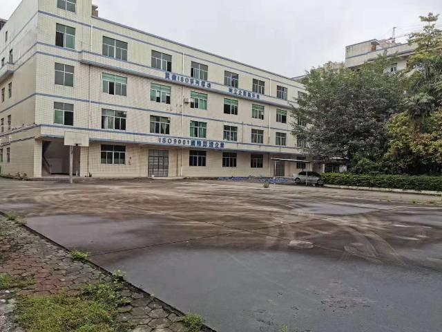惠城仲恺高新区花园式独院标准厂房7200平出租