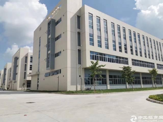 塘厦高速出口新出全新厂房9500花园式厂房