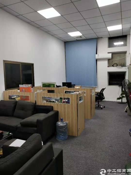 长安锦厦实业客转租一楼加二楼600平方,装修水电办公室齐全